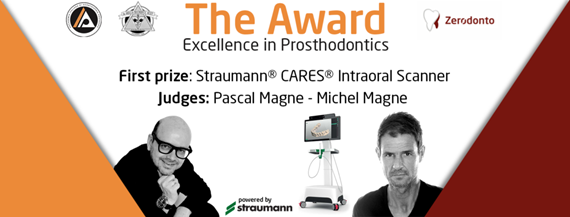 The Award – Excellence in Prosthodontics