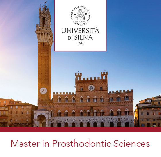 The International Master in Prosthodontics Sciences